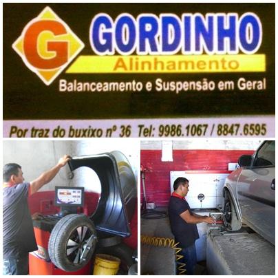 GORDINHO ALINHAMENTO