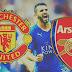Arsenal e Manchester United sonham com Mahrez para janeiro.