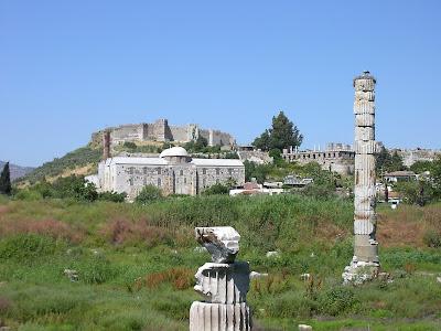 هيكل آرتميس , عجائب الدنيا السبع صور