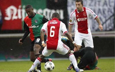 NEC Nijmegen 0 - 3 Ajax Amsterdam (2)