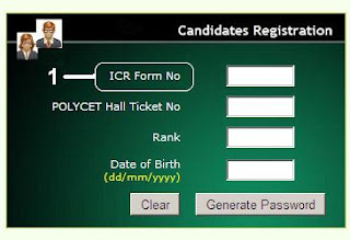 ceep Candidate registration