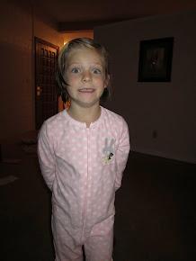 Hannah - 4 1/2 years
