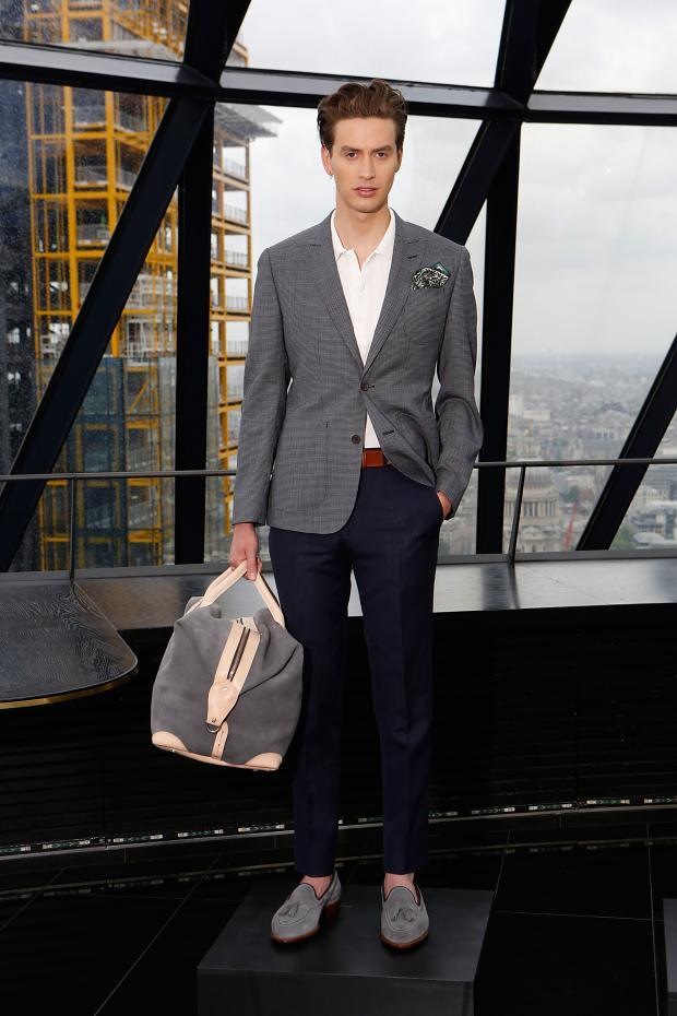 Male Fashion Trends: Hardy Amies Spring/Summer 2014 ...