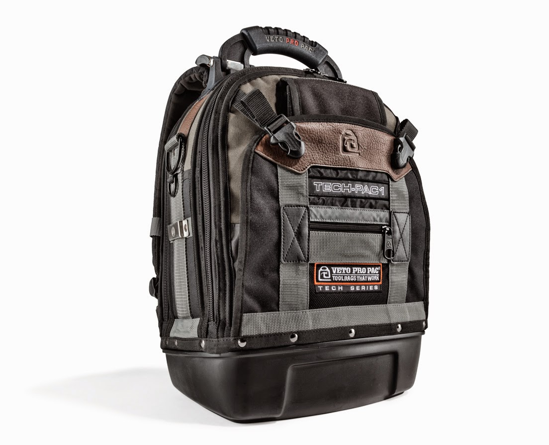 Best Tool Backpack on the market | Veto Pro Pac Tool Bag Blog