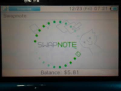 Swapnote 3DS