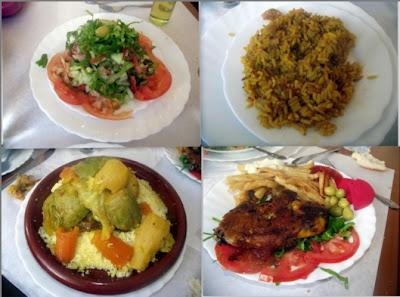 Que comer en Asilah