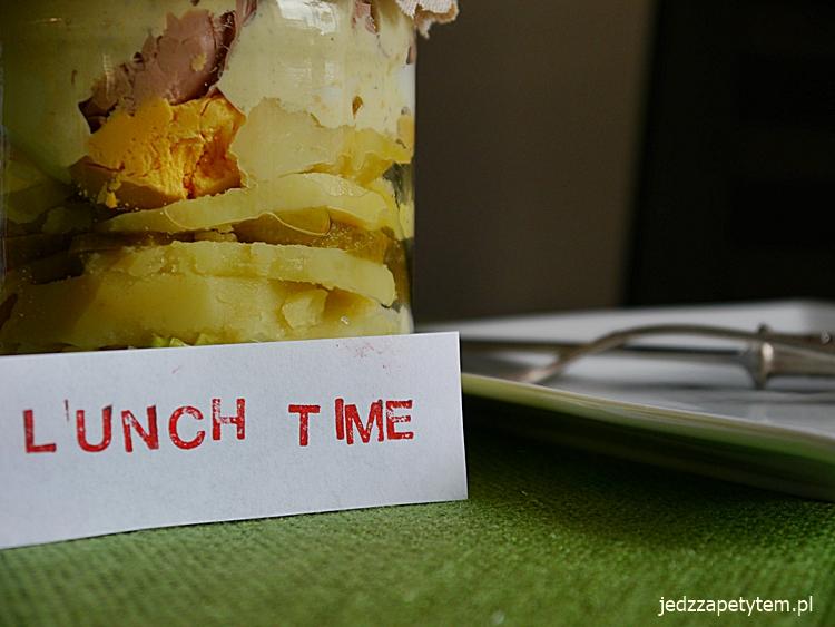 Sałatka na lunch
