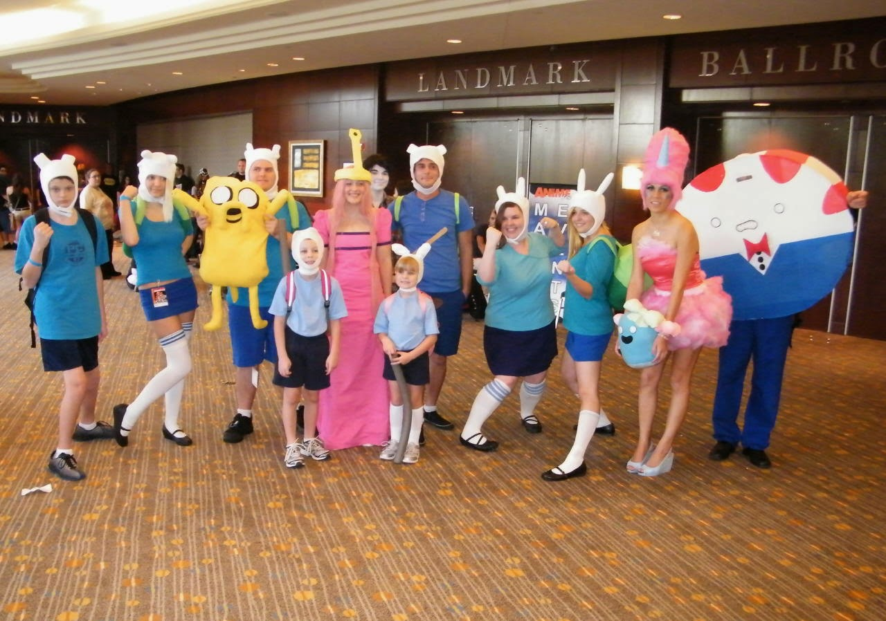 Adventure Time Human Finn Halloween Costume Ideas