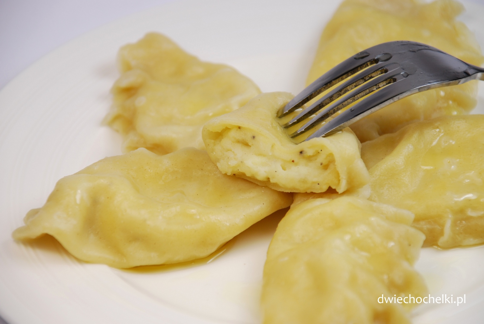 ... pierogi pierogi with potato filling and brown butter pierogi