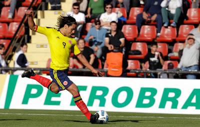 Bolivia 1 - 2 Colombia