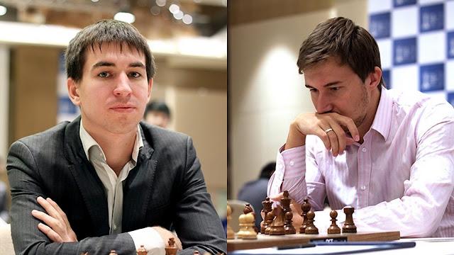 Copa del Mundo de Ajedrez - Dmitry Andrekin - Sergey Karjakin