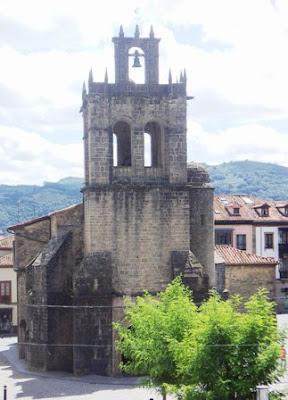 Salas, colegiata de Santa María la Mayor
