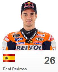 Pedrosa Pemenang MotoGP Lemans Perancis