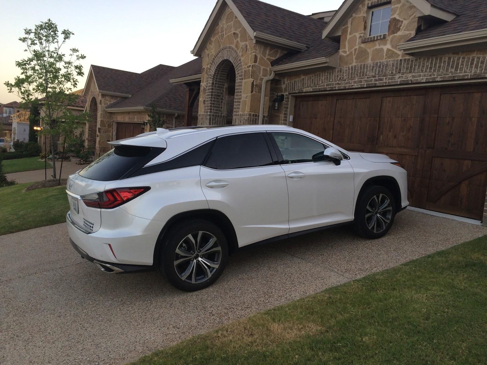 Lexus rx 2016 spy