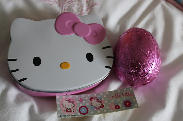 hello kitty easter egg