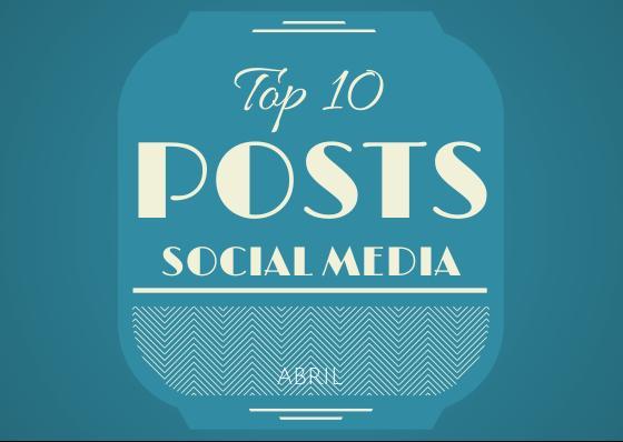 Mejores Posts Social Media
