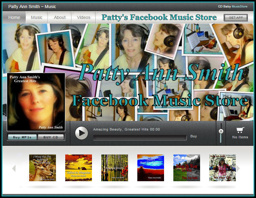 Patty's Facebook Music Store