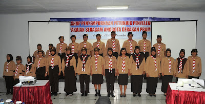 Pramuka SMP Negeri 66 Jakarta: DISPLAY RENCANA PERUBAHAN ...