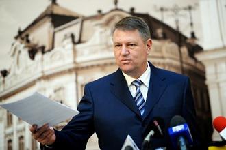 Viorel Iuga – Domnule preşedinte Klaus Iohannis, nu vă este permis!