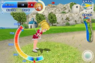 Let's Golf 2 HD Symbian^3