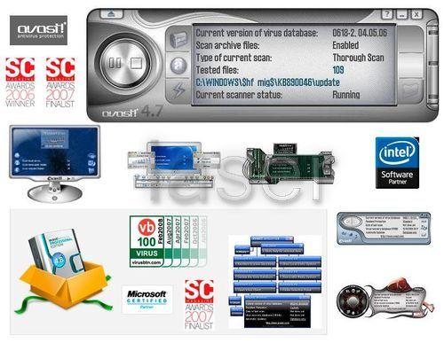 Avast 4 Antivirus Professional Edition download