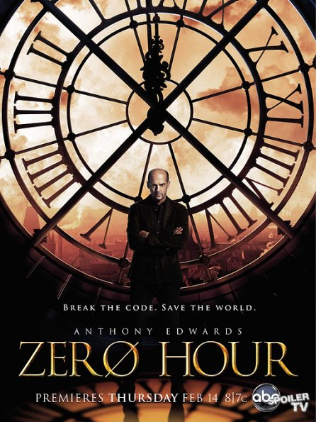 Zero Hour – Todas as Temporadas – Dublado / Legendado