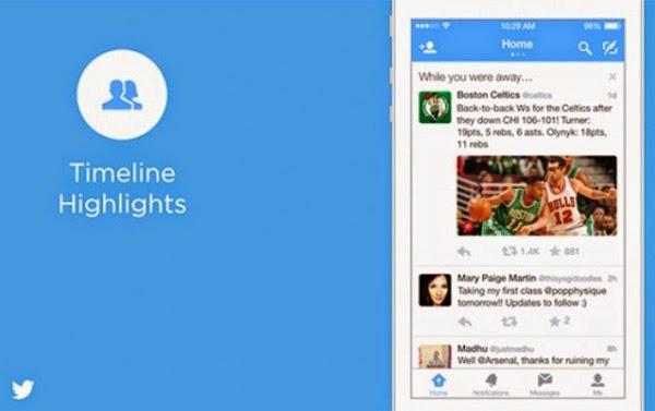 Tetap Update saat Offline, Twitter Hadirkan Fitur While You Were Away