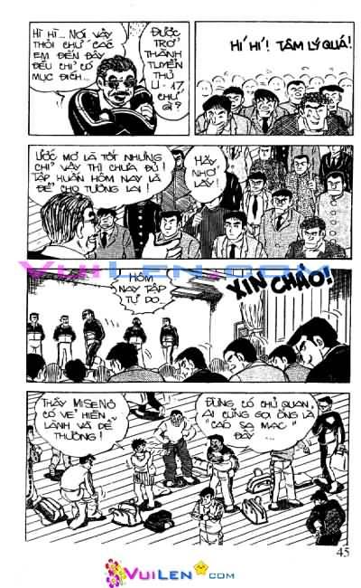 Jindodinho - Đường Dẫn Đến Khung Thành III  Tập 11 page 45 Congtruyen24h