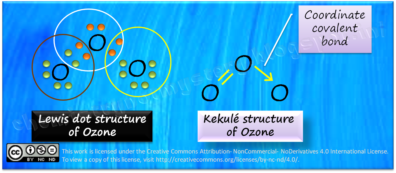 Co ordinate covalent bond chemistry not mystery ozone molecule gamestrikefo Images