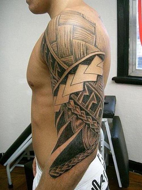 Hawaiian Family Tattoos
