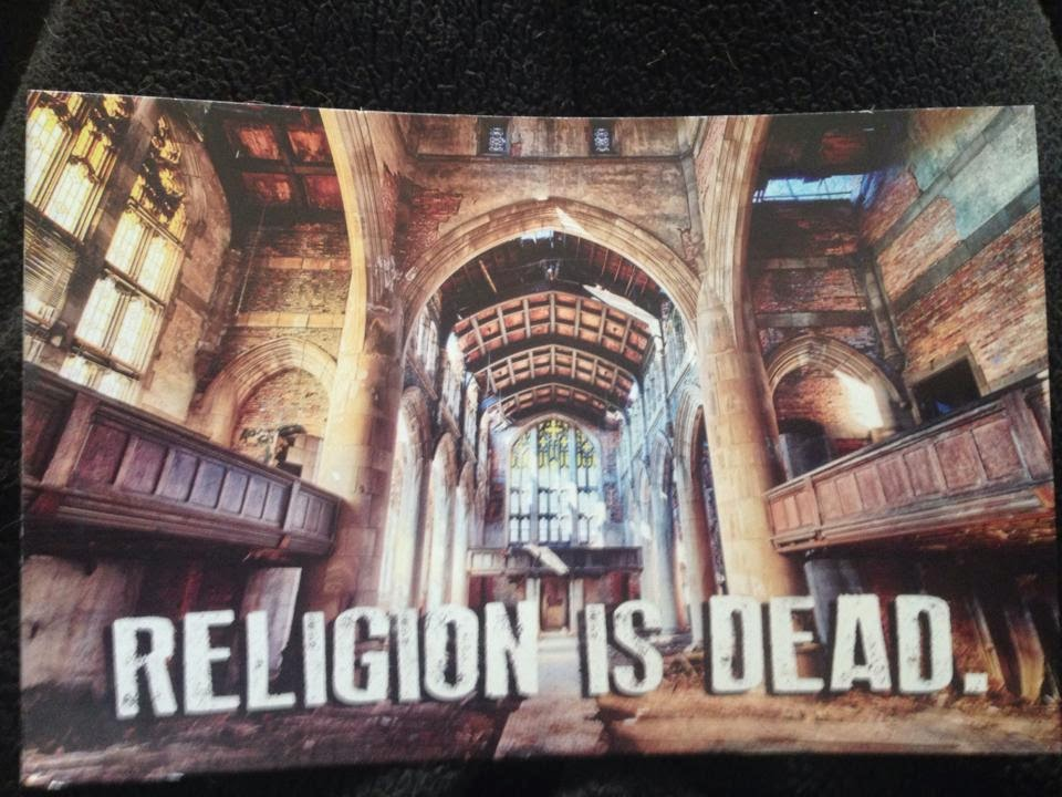 Religion is Dead?