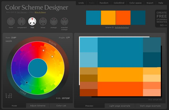 WoW: Color Scheme Designer (my favorite things #7) - Housewife Eclectic