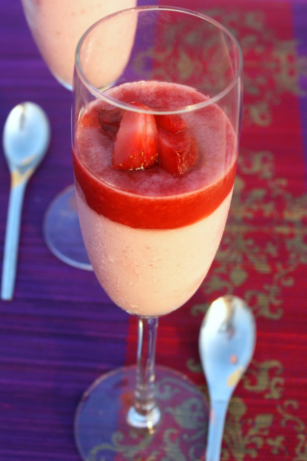 Strawberry Verrine
