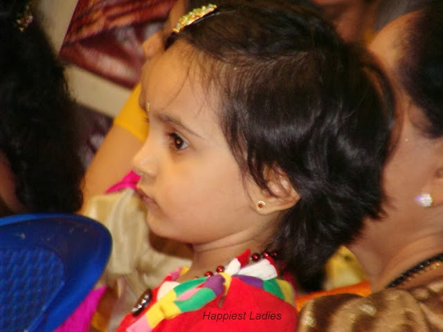 Girl at Indian Wedding