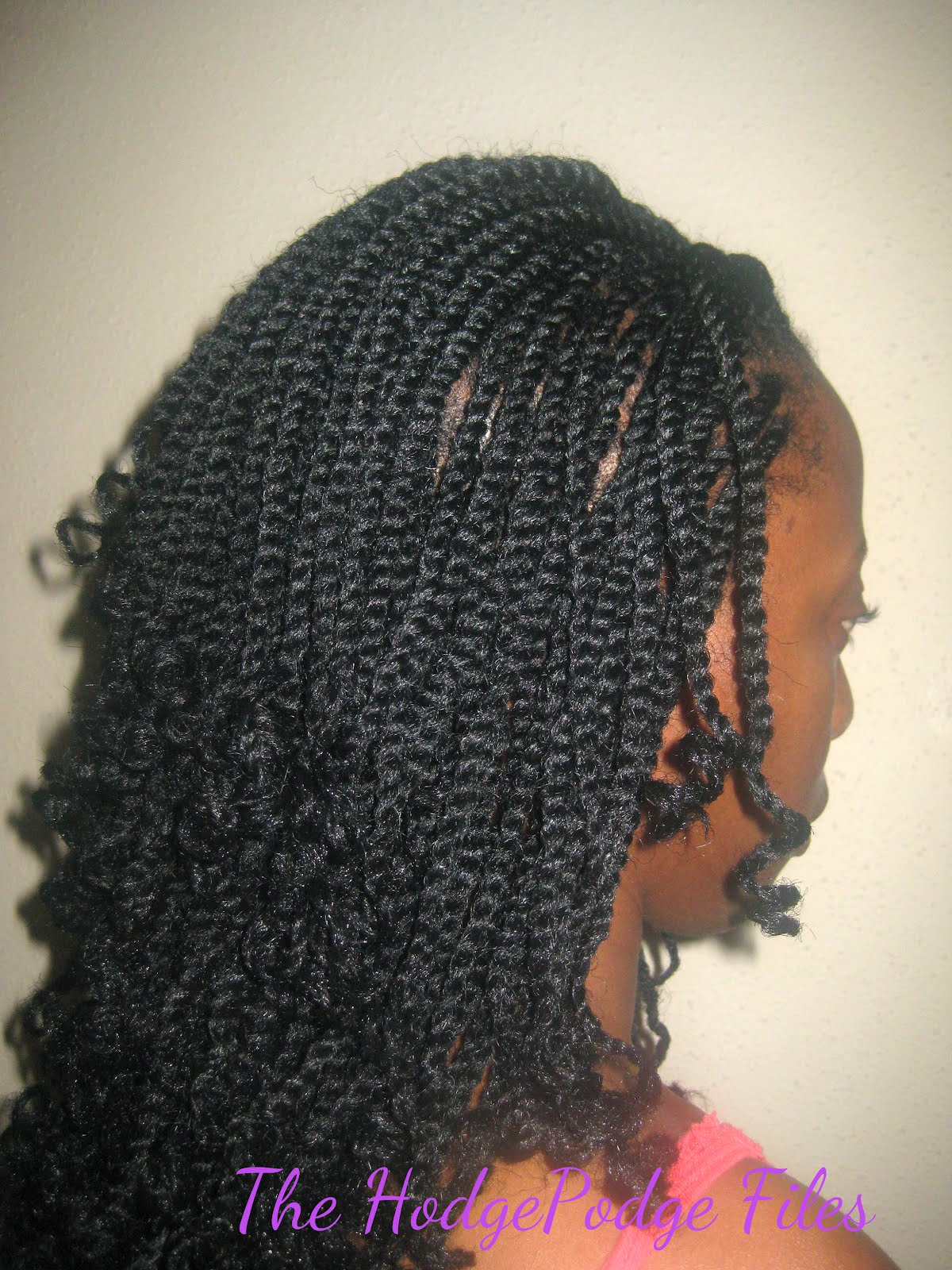 Crochet Braids Oakland : Small+Kinky+Twist Kinky Twists The Crochet...
