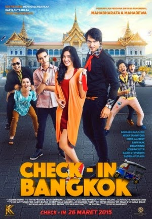 Jadwal Film CHECK IN BANGKOK