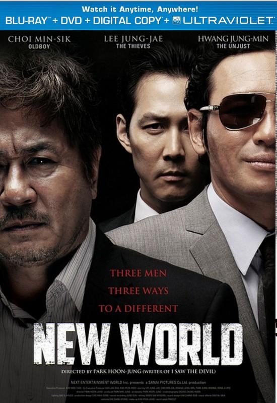 New World – BDRip AVI + RMVB Legendado