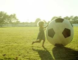Bola itu sahabat saya♡·♥