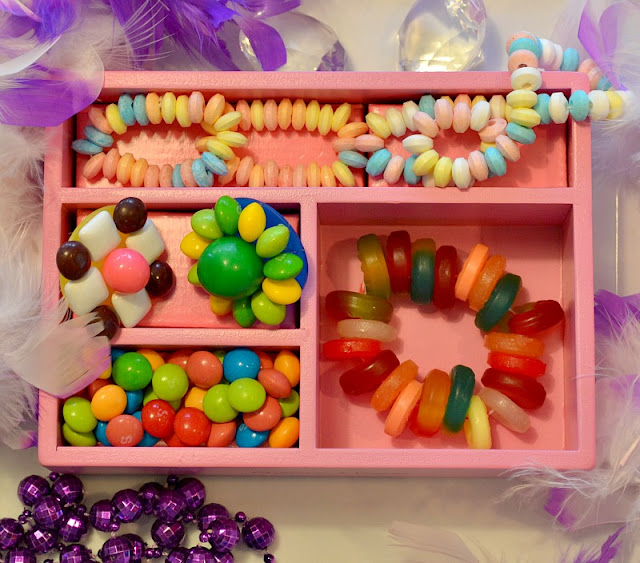 candy jewelry box