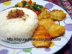 Resep ayam panggang dan ikan panggang bumbu sederhana ~ Resep Masakan ...