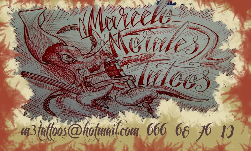 Marcelo Morales Tattoo´s