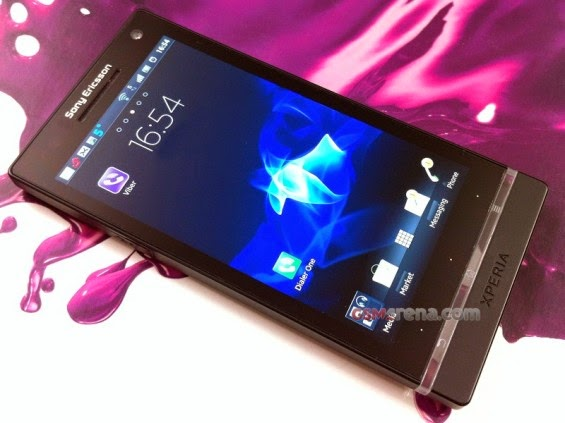 New Sony Ericsson Nozomi coming soon