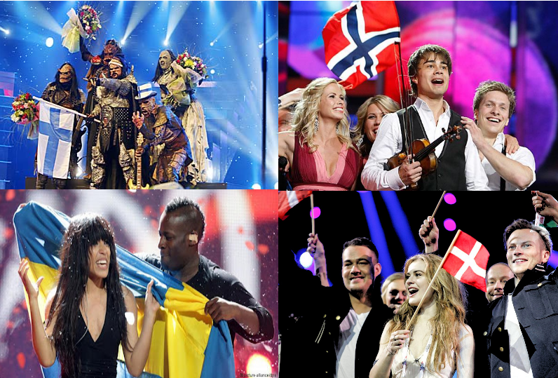 Life after Helsinki 2007 Eurovision: August 2013