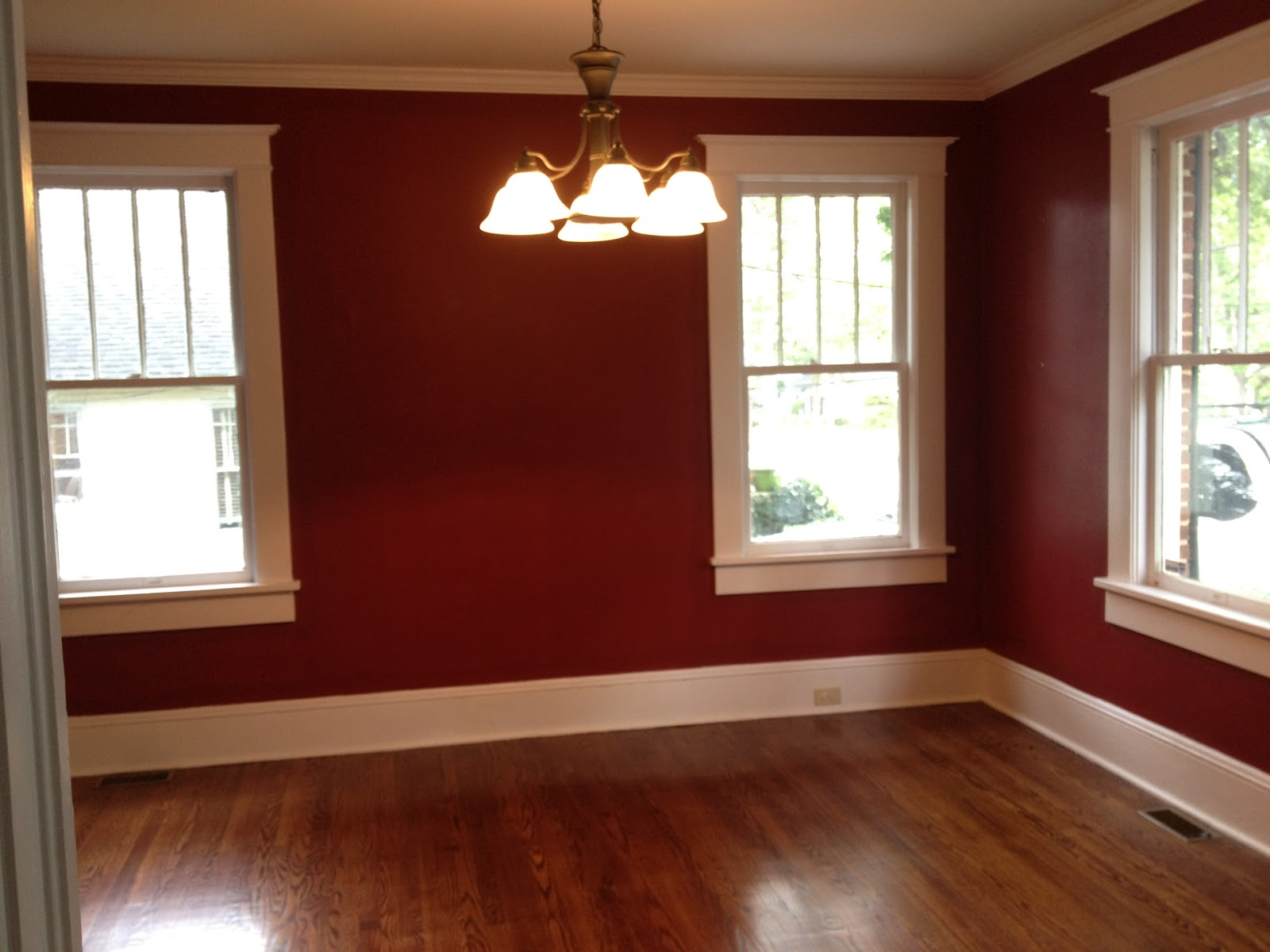 Paint Colors For Living Rooms With White Trim Similiar What Color Walls With Red Trim Keywords