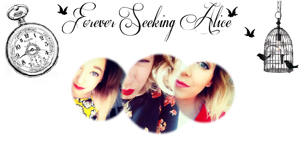 Forever Seeking Alice