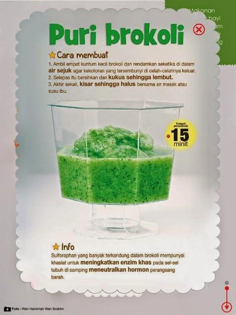 Puri brokoli