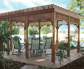 New Ideas On Designing Your Garden Gazebo