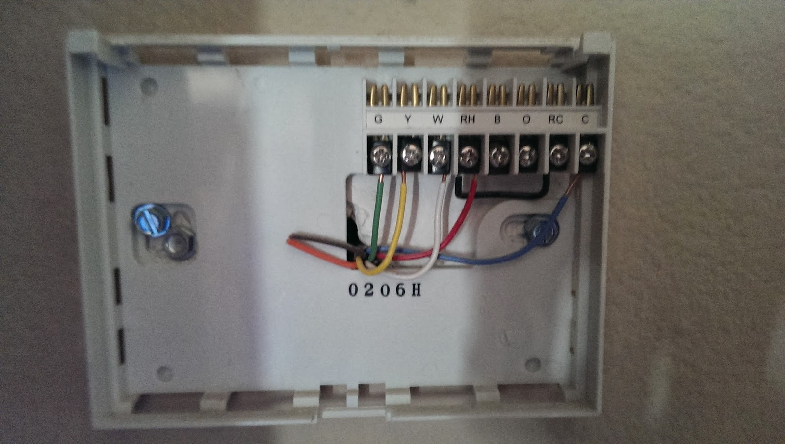 wiring diagram for a hunter thermostat images heat pump thermostat wiring diagram likewise fan relay on 5 wire
