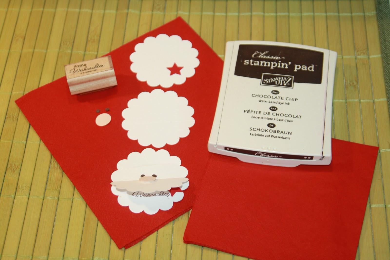 Decoracion De Noel ~   stempelideen blogspot com 2012 12 decoracion de mesa para navidad html
