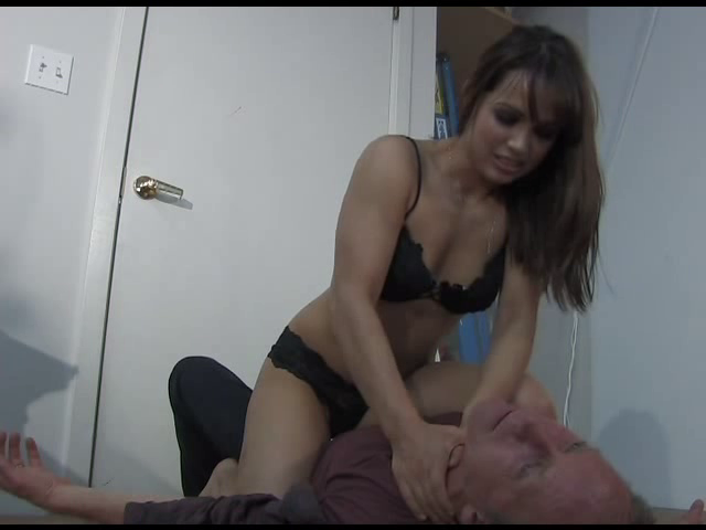 sativa rose sits on dick and sucks it clean